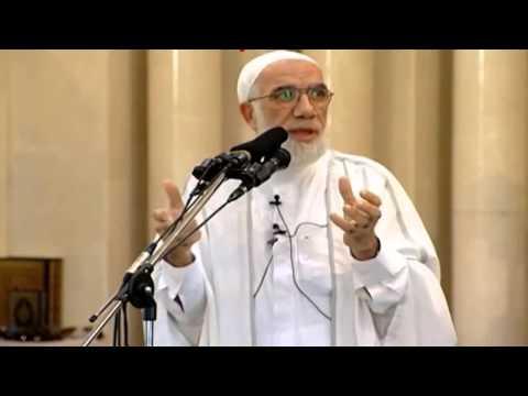 منظومة الخوف مقطع مضحك جداً للشيخ  عمر عبد الكافي