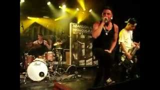 When Dreams Become Nightmares - Abandon All Ships Live London Music Hall September 16 2012