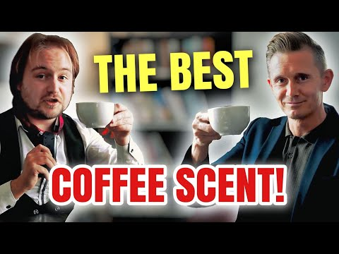 @FRAG-MENTAL AND I DISCUSS MY FAVOURITE COFFEE ☕ FRAGRANCE EVER!