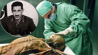 اغرب من الخيال ماذا وجدوا في جثة المشير عبد الحكيم عامر بعد تشريحه - سبحان الله
