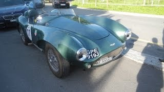 ASTON MARTIN RACING Db3 s 1955 - 1957  24 heures du Mans - AML