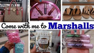MARSHALLS* NEW MAKEUP-SHOES & BAGS * COME WITH ME