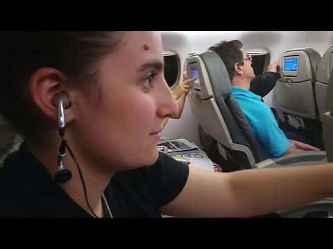 Nuestro primer vuelo en avión - MDQ - Mar del Plata
