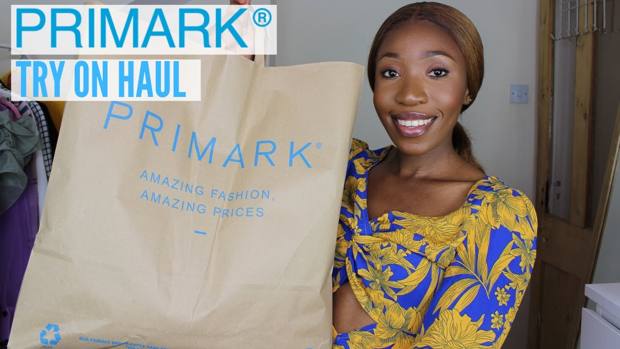 PRIMARK TRY ON HAUL JULY 2020   NEW IN + SALES SUMMER 2020