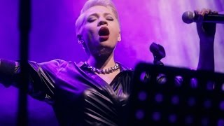 Jukebox Trio Ft. Tina Kuznetsova - Alone In The Dark | Live