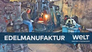 Die Edelmanufakturen - Unikate aus Handarbeit | Doku