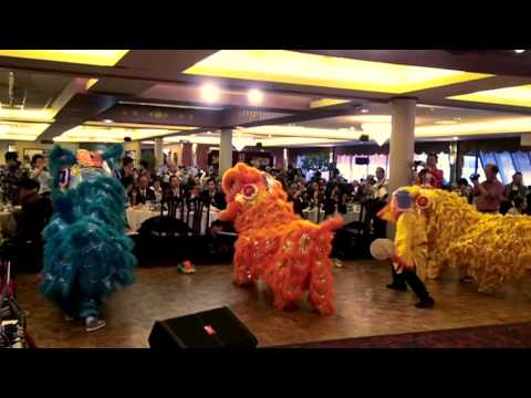 Lion Dance Calgary 2012 At Regency