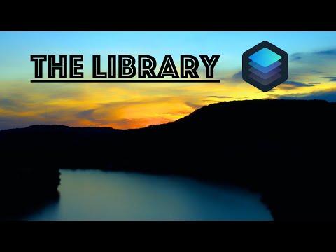 Luminar 4 Tutorial, Ep 2: The Library Module thumbnail