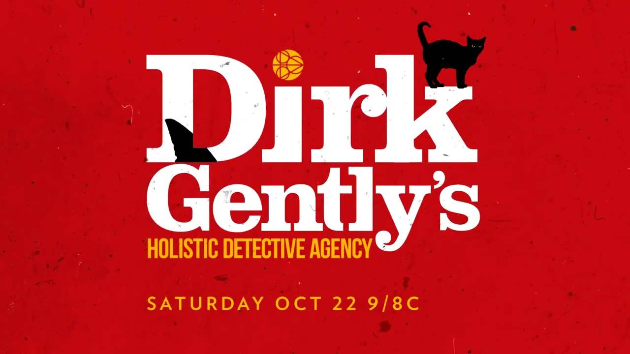Dirk Gently S Holistic Detective Agency New Trailer Saturday
