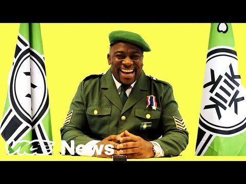 Meet Big Man Tyrone, The President Of Kekistan (Not A Real Country)