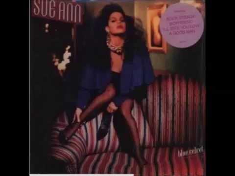 Sue Ann - Pleasure (Extended Version). 1989, MCA Records, Inc.