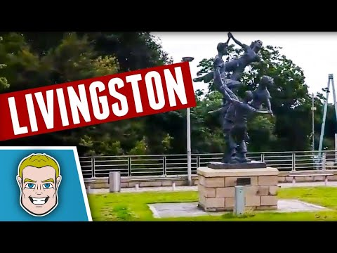 Livingston, Scotland - About My Home Town in West Lothian