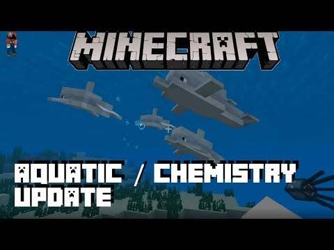 minecraft-bedrock-1.4-beta-aquatic-/-chemistry-update-review---windows-10-/-android-/-xbox-one