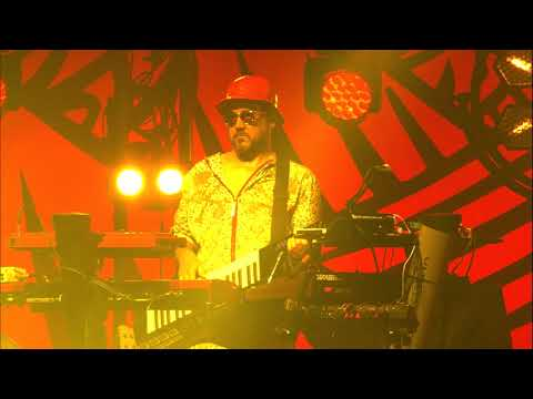 Fat Freddy's Drop This Room + Wandering Eye Reprise live Alexandra Palace 2017