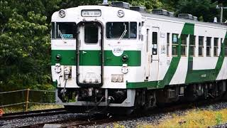 2017.9.16 錦川鉄道 キハ40利き酒列車