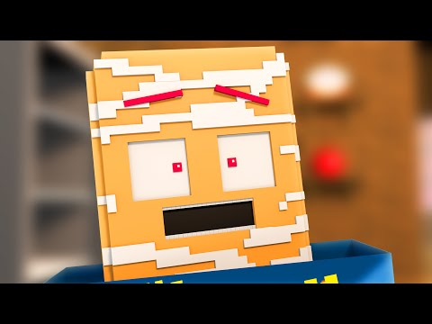 IS THAT A TOASTER STRUDEL?!   Red Vacktor   (Minecraft Animation)