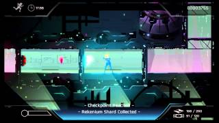 Velocity 2X PS4 Level 10 Perfect Run Gameplay