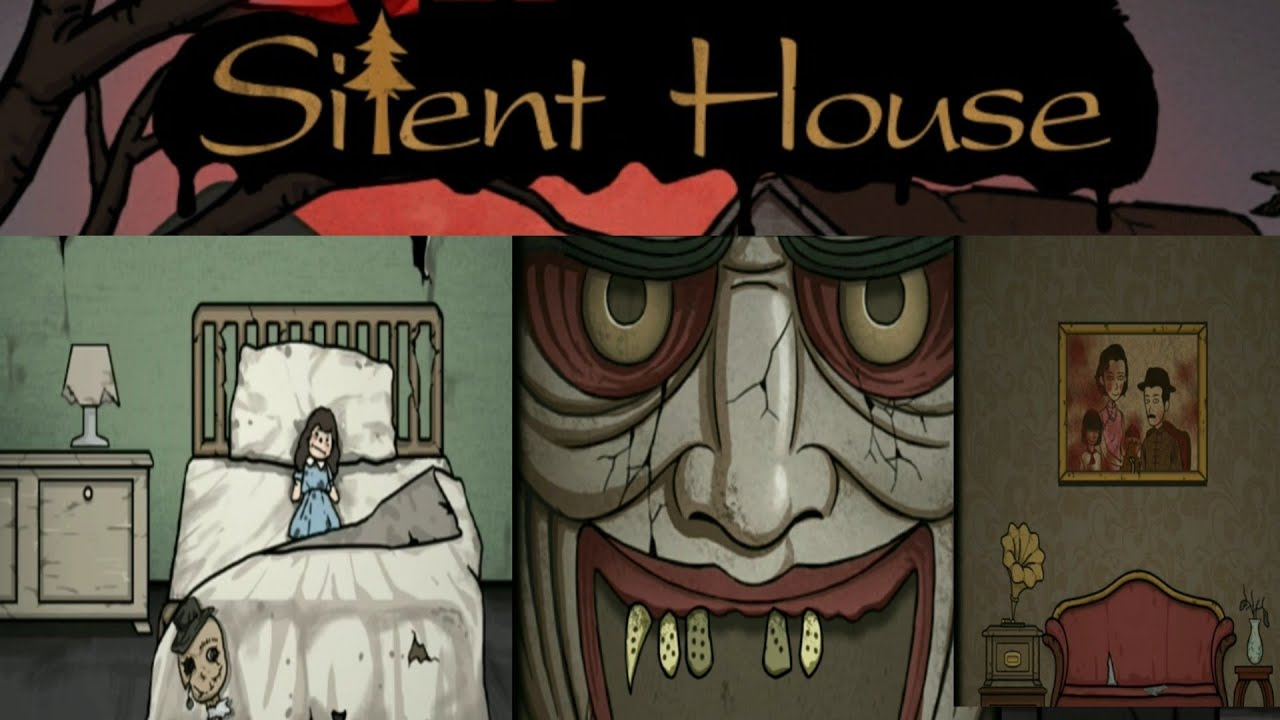 Download Silent House Horror Game || Complete Gameplay in One Video ||