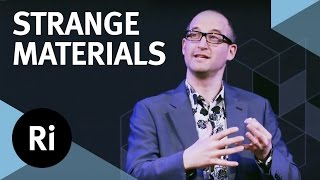 Strange Materials with Mark Miodownik thumbnail