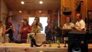 Saltbreakers Recording Nashville Choir