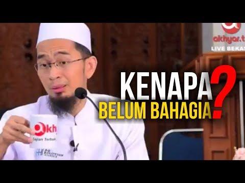 Sudah Rajin Ibadah, Kenapa Belum Juga Bahagia & Rezeki Mudah? - Ustadz Adi Hidayat LC MA