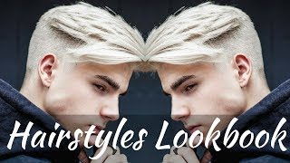 Latest Styling & Stunning Hairstyles for Men