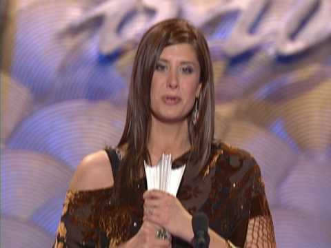 Kellie Coffey Win Top New Female Vocalist - ACM Awards 2003