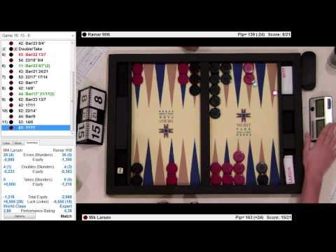 Mik vs Witt part 3/3 final Cyprus 2014, Falafel live commentary, XG feed.