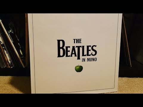 Unboxing / Review: The Beatles In Mono Vinyl Box Set