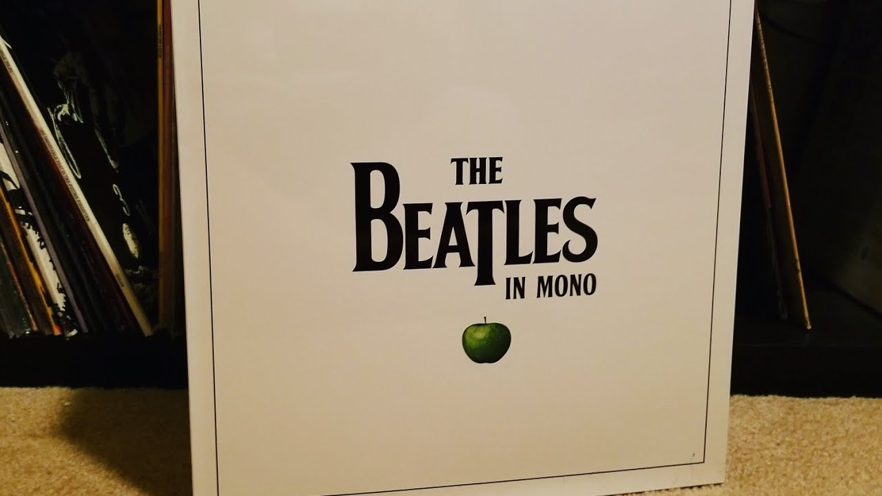 Unboxing Review The Beatles In Mono Vinyl Box Set Youtube