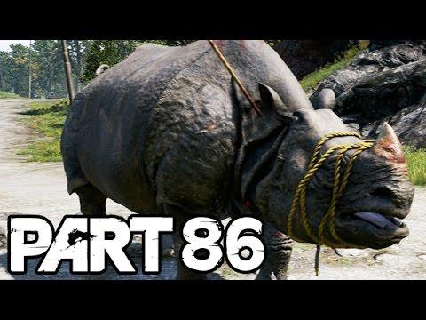 Let's Play Far Cry 4 German Deutsch #86 - Badass Rhino ...