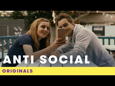 Anti Social - A Modern Dating Horror Story | Comic Relief Originals