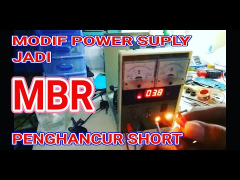 MBR 10A Penghancur Short Hp
