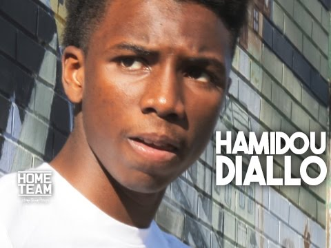 "Hamidou Diallo Documentary Part 1 ""King of New York"""
