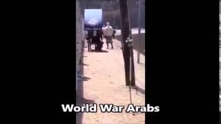 لحظة تفجير اكبر مخازن سلاح اليمن عاصفة الحزم عدن