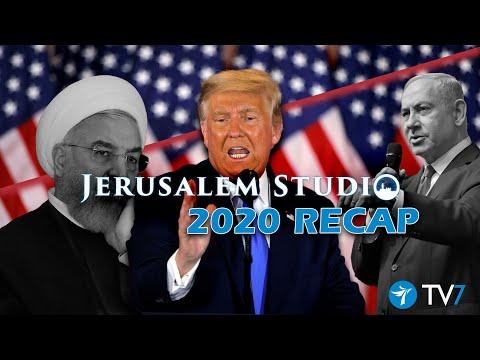 2020 Recap: Lessons \u0026 Projections – Jerusalem Studio 569