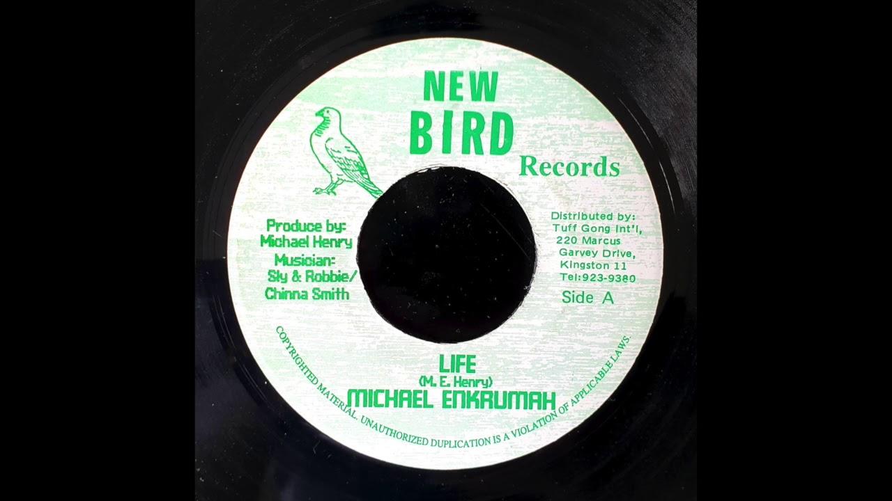 Michael Enkrumah - Life