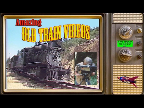Amazing Old Train Videos