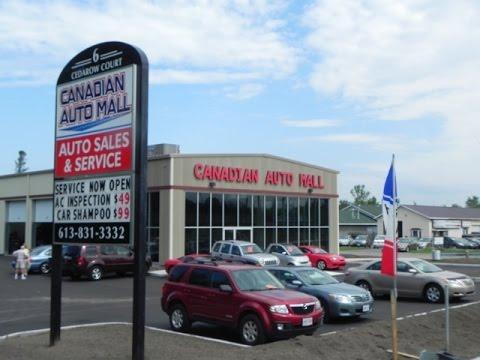 Used Car Dealership In Ottawa, Ontario