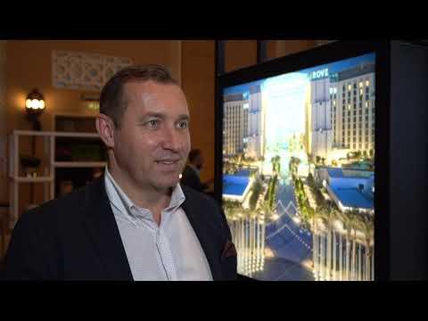 Paul Bridger, chief operating officer, Rove Hotels