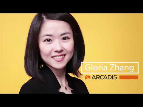 RICS Young Surveyor Of The Year 2017 Nominee Gloria Zhang