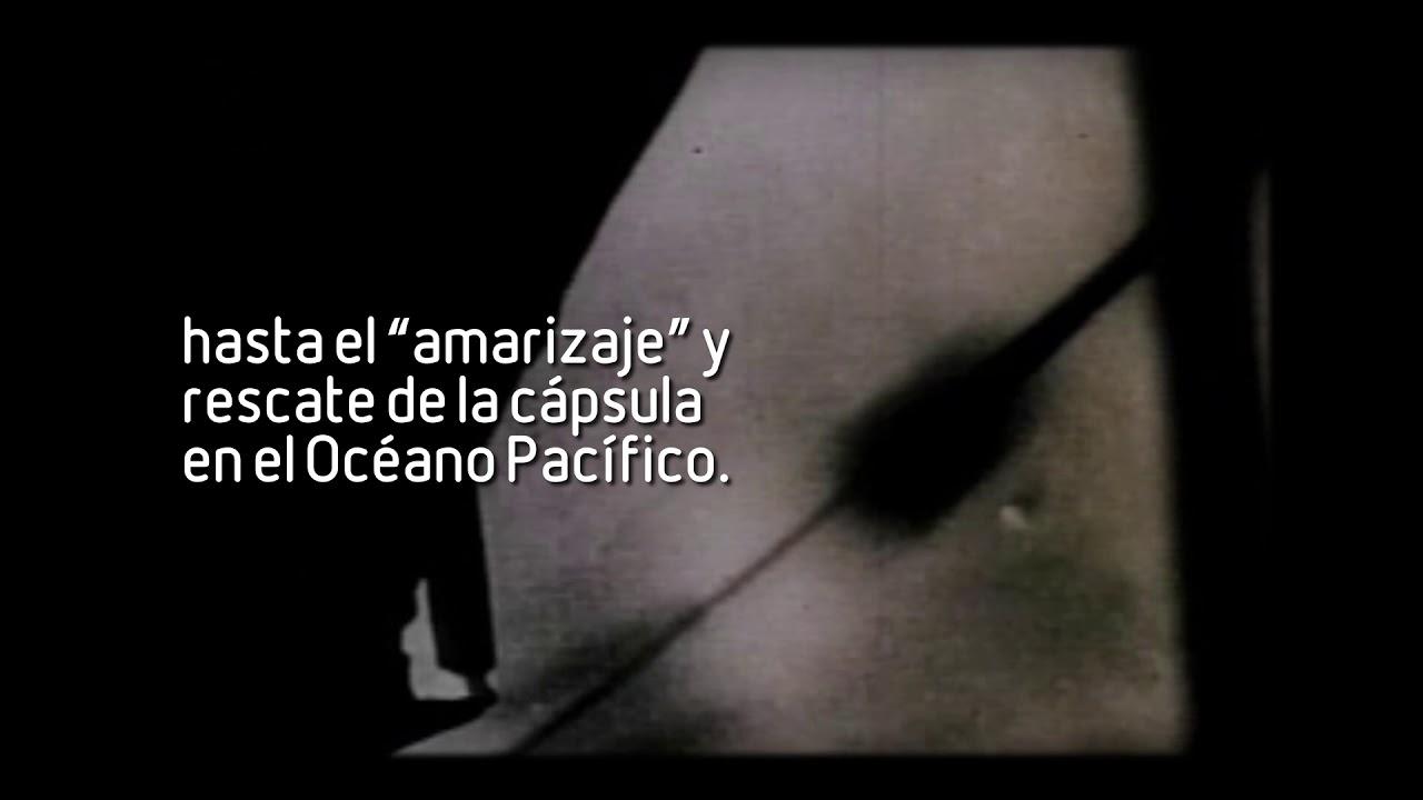 Llegada del hombre a la luna (1969)