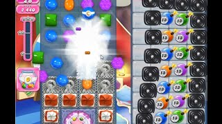 Candy Crush Saga Level 1384 (3 ★★★)