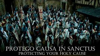 Скачать March Of The Templars Music Video English Latin Subtitles Deus Vult