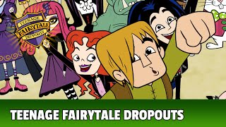 It Sucks To Have No Powers - Teenage Fairytale Dropouts