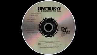 Beastie Boys - Licensed To Ill radio spot