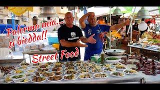 MASINO ZUMMO - PALERMO MIA, SI BIEDDA!! (Street Food)