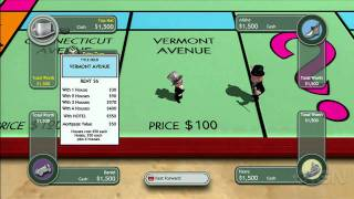 Monopoly Streets: The Classic Board Gameplay