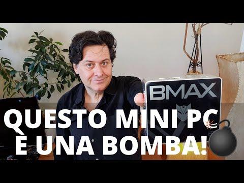 💣 BMAX Mini Pc B2Plus: un mini PC completo con Windows 10!