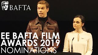 BAFTA Nominations 2019 | EE British Academy Film Awards 2019 ✨🏆
